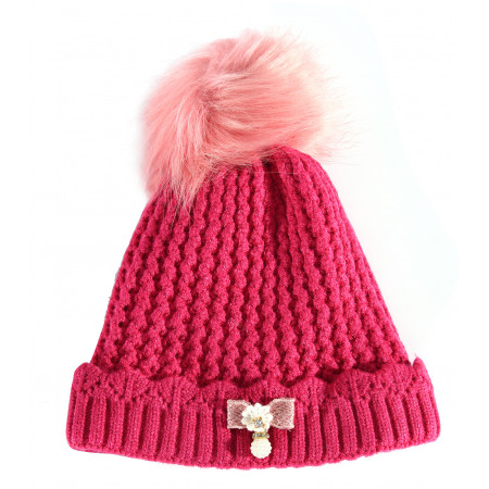 Kid's Hat w/ Fur