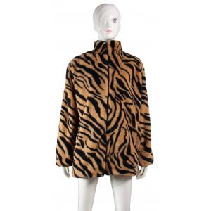 Leopard Print Women's Jacket