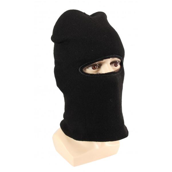 One Hole Ski Mask w/ Fur