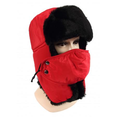 Trapper Hat w/ Fur
