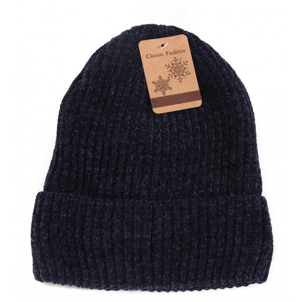 Men's Hat w/ Fur