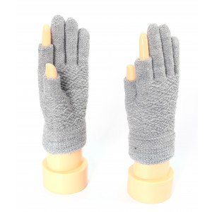 Ladies 2 Fingerless Glove