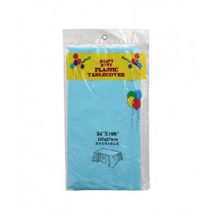 Table Cover - Light Blue