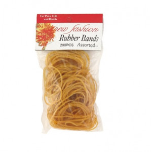 Rubber Band 200 Pcs